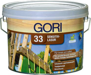 GORI 33 Sensitiv-Lasur - 750 ml