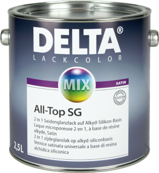 DELTA All-Top SG - weiß, 750 ml